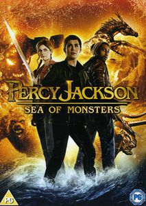 Percy Jackson: Sea of Monsters [Import]