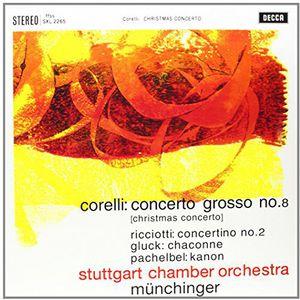 Concerto Grosso 8 , Karl M nchinger
