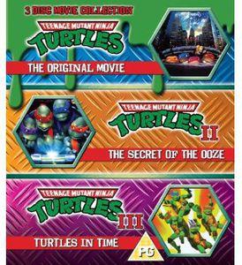 Teenage Mutant Ninja Turtles-The Movie Collection [Import]