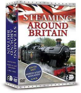 Steaming Around Britain: GWR British Rail & Branch [Import]