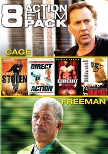 8 Film Action: Action Pack