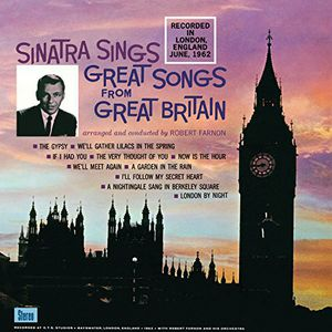 Sinatra Sings Great Songs from Great Britian