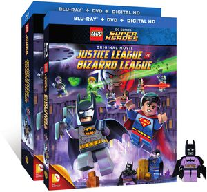Lego: DC Comics Super Heroes: Justice League Vs