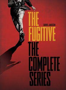 The Fugitive: The Complete Series , William Conrad