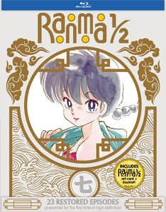 Ranma 1/ 2: TV Series Set 7