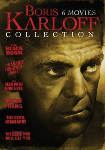 Boris Karloff Collection (6 Movies)