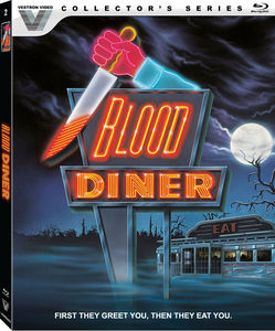 Blood Diner (Vestron Video Collector's Series)