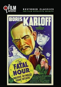 The Fatal Hour (Mr. Wong)