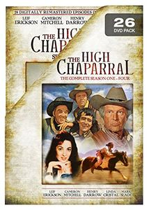 High Chaparral: Complete Collection [Import]