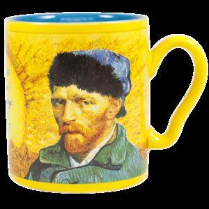 Van Gogh DisappEARing 10 Oz Coffee Mug