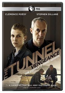 The Tunnel: The Complete Third Season - Vengeance , Stephen Dillane
