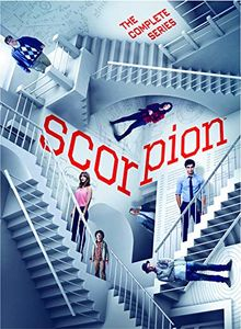Scorpion: The Complete Series , Elyes Gabel