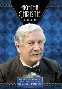 Agatha Christie Collection: Featuring Peter Ustinov , Jonathan Cecil