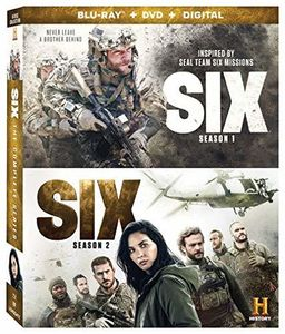 Six 1 And 2: Complete Series