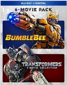 Bumblebee And Transformers Ultimate 6-Movie Collection , Hailee Steinfeld