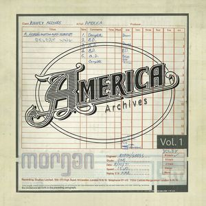Archives Vol 1 , America
