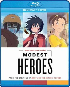 Modest Heroes: Ponoc Short Films Theatre , Jason Lively