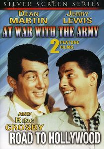 At War With the Army /  Road to Hollywood