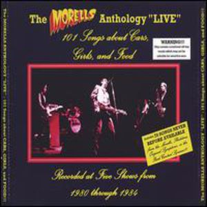 Anthology Live: 101 Songs About Cars Girls & Food