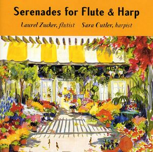 Serenades for Flute and Harp