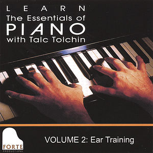 Learn the Essentials of Piano 2
