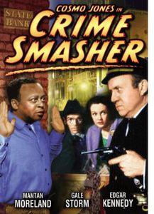 Cosmo Jones: Crime Smasher