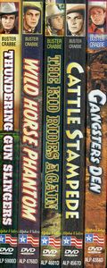 Crabbe Western Feature Films