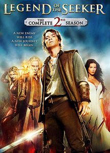 Legend of the Seeker: The Complete Second Season (The Final Season)