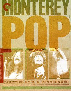 Monterey Pop (Criterion Collection)