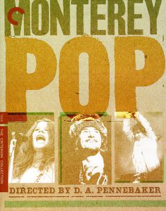 Monterey Pop (Criterion Collection)