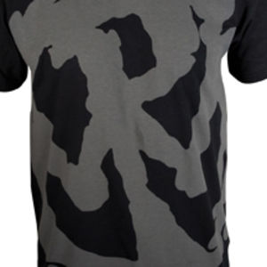 Full Circle Slim Fit T-Shirt Black - S