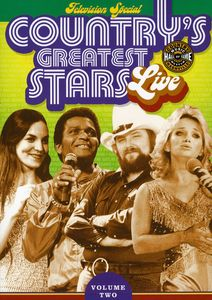 Country's Greatest Stars: Live: Volume 2