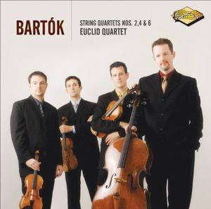 String Quartets 24 & 6