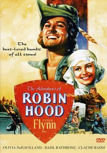 The Adventures of Robin Hood [Import]