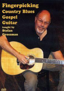 Fingerpicking Country Blues Gospel Guitar