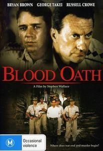 Blood Oath [Import]
