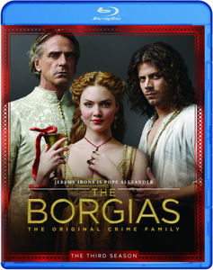 The Borgias: The Third Season (The Final Season)