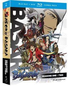 Sengoku Basara: The Complete Series (Season 1 & 2)
