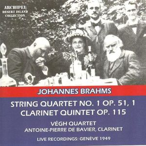 String Quartet No 1 Op 51