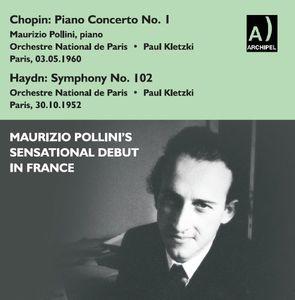 Piano Concerto No. 1 & Symphony No. 102