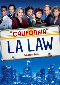 L.A. Law: Season Two , Joseph Campanella