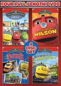 Chuggington: 4-Disc Set