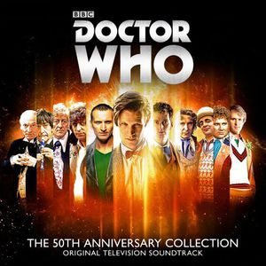 Doctor Who:  The 50th Anniversary Collection (Original Television Soundtrack) [Import]