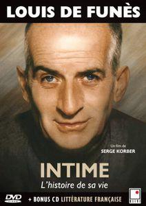Coffret Louis de Funes-Intime-Lhistoire de Sa Vie [Import]