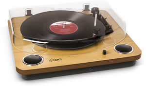 ION Max LP USB Conversion Turntable
