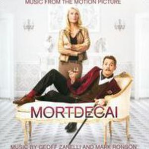 Mortdecai (Original Soundtrack)