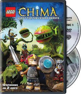 Lego Legends Chima: Quest for Legend Beasts Season 2