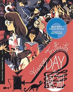Day for Night (Criterion Collection)