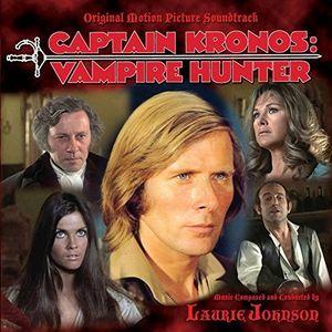 Captain Kronos: Vampire Hunter (Original Soundtrack)