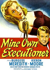 Mine Own Executioner